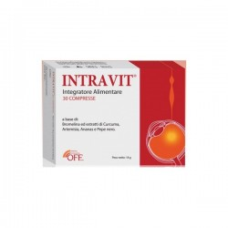 Off Intravit 30 Compresse Integratore Antiossidante