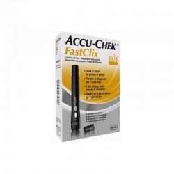 Roche Diabetes Care Accu-Chek Softclix Penna Pungidito + 25 Lancette