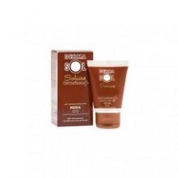Meda Dermasol Solaire Crema Viso Autopigmentante Protezione Media 40 ml