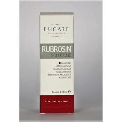 Eucare Rubrosin Soluzione 50 ml per la Cura della Pelle