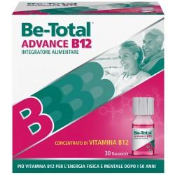 Betotal Advance B12 30 flaconcini Integratore contro la stanchezza