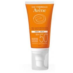 Avene Crema Solare per pelli sensibili SPF50+ protezione molto alta 50ml