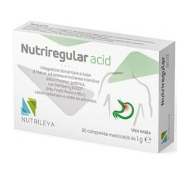 Nutriregular Acid 20 Compresse Masticabili
