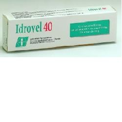 Savoma Medicinali Idrovel 40 Crema 40 G