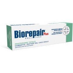 Euritalia Pharma Biorepair Plus Protezione Totale Dentifricio 75ml