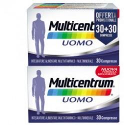 MULTICENTRUM UOMO 30 + 30 PROMO 2017