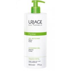 Uriage Hyseac Gel detergente per equilibrio cutaneo 500 ml