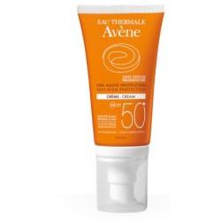 Avene Crema Solare per pelli sensibili SPF50+ senza profumo 50ml