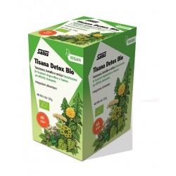 Salus Detox Bio Tisana 40 Filtri 72 G