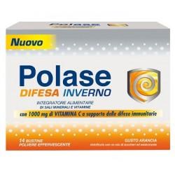 Pfizer Polase Difesa Inverno 14 Bustine Integratore per Difese Immunitarie