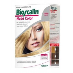Bioscalin Nutri Color 1000ss Platino Sincrob 124 Ml