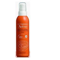 Avène Eau Thermale Avene Spray Solare Spf 20 200 ml