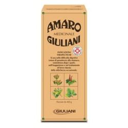 Giuliani Amaro Medicinale Soluzione Orale 1 Flacone 400 g