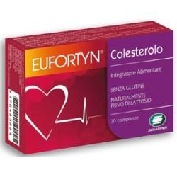 Scharper Eufortyn Colesterolo 30 Compresse Integratore per Colesterolo