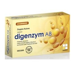 DIGENZYM AB 60 COMPRESSE