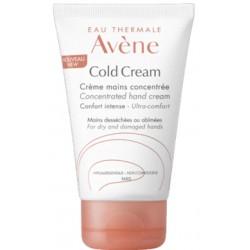 Avène Cold Cream Crema Mani Concentrata 50 ml per Mani Secche