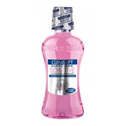 Curaden Curasept Daycare Sensitive 500 Ml + 100 Ml Omaggio