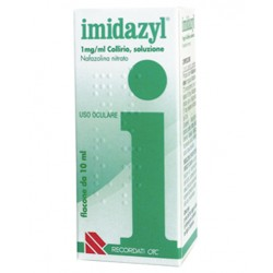 Recordati Imidazyl 1 mg/ml Collirio