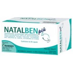 Italfarmaco Natalben Piu' 90 Capsule Molli
