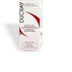 Ducray Argeal Shampoo Crema per Capelli Grassi 150 ml