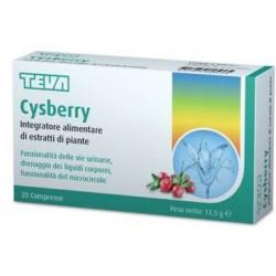 Cysberry Teva 20 Compresse