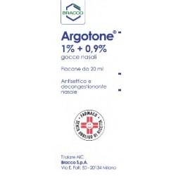 Dompe' Argotone 1% +0,9% Gocce Nasali 20 ml