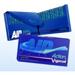 Perfetti Van Melle Air Action Vigorsol Original