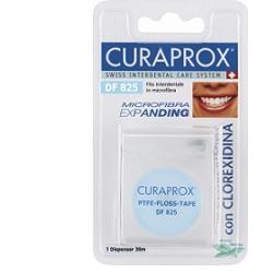 Curaden Healthcare Curaprox Floss Expanding Filo Interdentale Cerato Df825