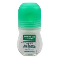 Somatoline Cosmetic Deodorante Roll On Pelli Sensibili 50 Ml