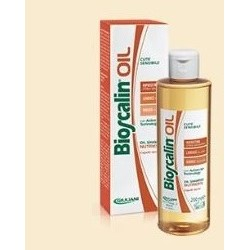 Giuliani Bioscalin Oil Shampoo Nutriente 200 ml