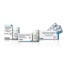 Vemedia Pharma Valeriana Dispert 45 mg 30 Compresse Rivestite