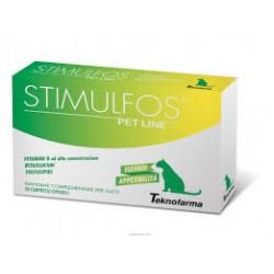 Stimulfos Pet Line Gatto 30 Compresse