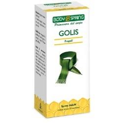 Body Spring Golis Spray Adulti
