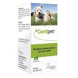 Aurora Biofarma Cortipet 100 ml mangime complementare per cani e gatti