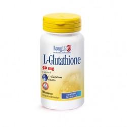 Longlife Lglutathione 90 Compresse 50 Mg