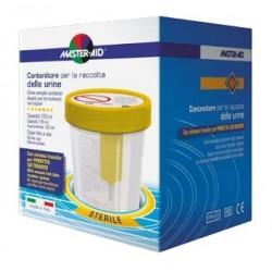 Contenitore Raccolta Urina Sottovuoto Master-aid 120 Ml