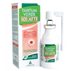 Tantum Verde Sos Afte Spray 20 Ml