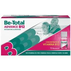 Pfizer Betotal Advance B12 Integratore contro stanchezza mentale 15 Flaconcini