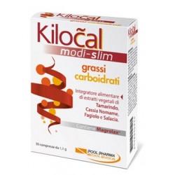 Kilocal Modi Slim Grassi Carboidrati 30 Compresse