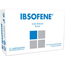Lampugnani Farmaceutici Ibsofene 30 compresse per colon irritabile