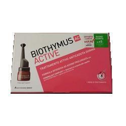 Meda Pharma Biothymus Ac Active Trattamento 10 fiale Donna