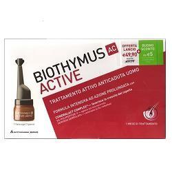 Meda Pharma Biothymus Ac Active Trattamento 10 fiale Uomo