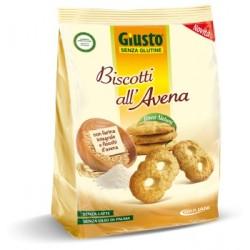 Giusto Senza Glutine Biscotti All'avena 250 G