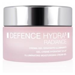 Defence Hydra5 Crema Gel Radiance Idratante Illuminante Spf 15 50 Ml