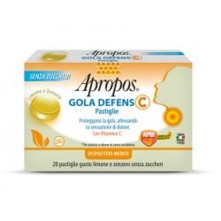 Apropos Gola Defens C Limone/zenzero