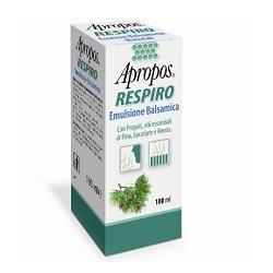 Desa Pharma Apropos Respiro Emulsione Balsamica 100 mml