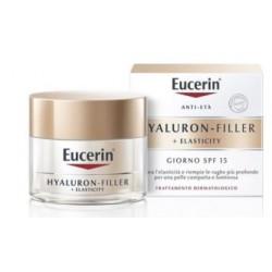Eucerin Hyaluronfiller Elasticity Crema viso da giorno per pelle matura 50 ml