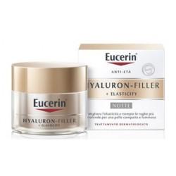 Eucerin Hyaluronfiller Elasticity Crema Notte Anti-age 50 ml