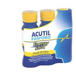 Acutil Fosforo Energy Shot 3 X 60 Ml