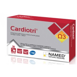 Cardiotri 30 Softgel